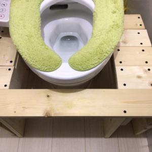 ワンバイ木材のみで作る子供用のトイレ踏み台DIYする方法