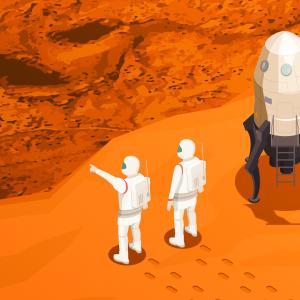 火星に生命体はいるのか!?|大ヒット映画が描いた火星の姿とは?