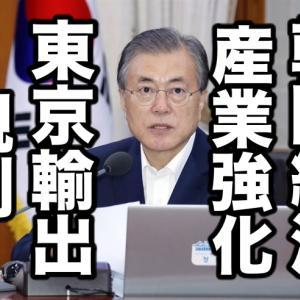 【韓国経済】産業市場強化し東京輸出規制今後はいかに