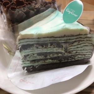 何もなくてもケーキを食べる