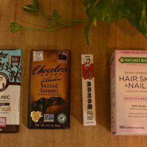 【iherb購入録】おすすめチョコレートや美肌サプリ、Buxomのグロスなど