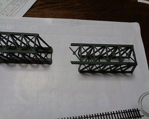 鉄橋制作 1
