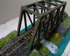 鉄橋制作 3