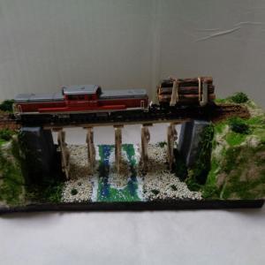 森林鉄道風の橋 3
