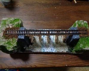 森林鉄道風の橋 2