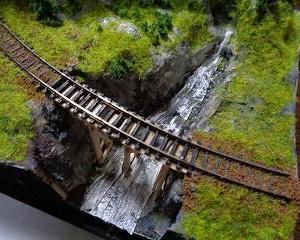 山とトンネルと橋 5