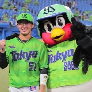 9/17 高梨好投 濱田プロ初ホームラン、初打点。 若手も活躍し久しぶりの快勝