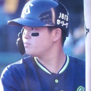 10/18 村上選手5打点+23号と大活躍も、小川投手の誤算が響き追いつけず負け  タイトル争いに期待!