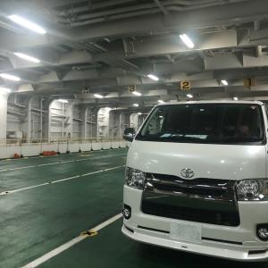2020 北海道旅 ①マルケンオート