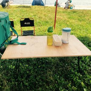 続・キャンプ荷物の積載をもっと楽にしたい その2DIYで車の荷室改良ついでに折りたたみテーブルを自作