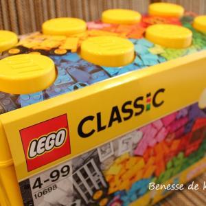 LEGO CLASSIC 10698 黄色のアイデアボックス スペシャル レビュー