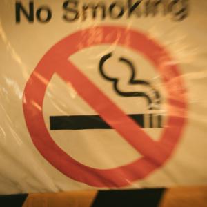 議員会館の自室で違法な喫煙!改正健康増進法を守らぬ国会議員