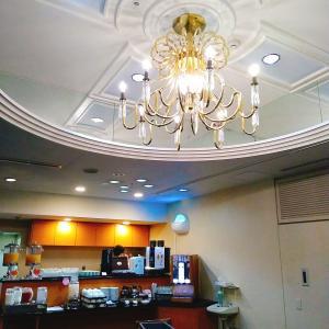 倉敷ロイヤルアートホテル「ラヴェンナ」でのモーニングビュッフェ
