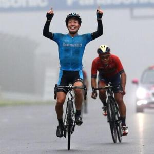 【祝】全日本チャンピオン入部正太朗がNTT Pro Cyclingに電撃加入!年収はどれくらいアップする?