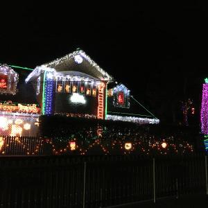 クリスマスに行きたい横須賀の無料イルミネーションスポット~相武幼稚園~