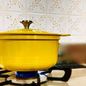 新しい鍋でカレーと♡24時間テレビの感想