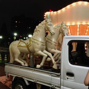 回転木馬のオフタイム