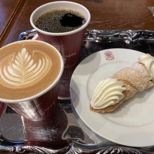 【アンティコカフェ アルアビス】イタリアのバール風カフェ@横浜ランドマークプラザ