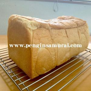 美味しい食パンを作る ~高級食パンを作る~