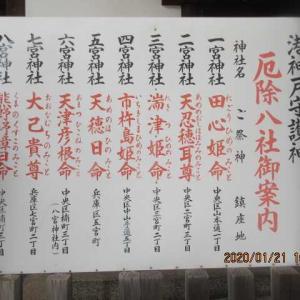 神戸八社巡り