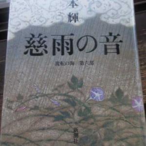 読書曜日に白粉花