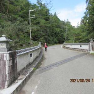 多田銀山へ