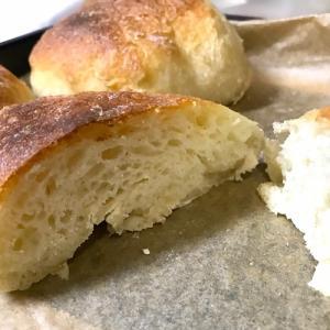 高加水パン|捏ねないパン!? HB要らずのハード系パンのレシピ