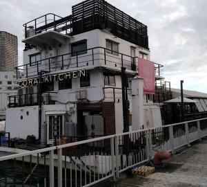 大阪市福島区 in CORAL KITCHEN at sea(コーラルキッチン アット シー) 船上レストラン