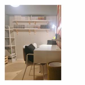 【模様替え】アドレスフリーの勉強部屋作り。その⑤