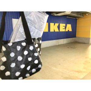 新商品?IKEAの可愛いショッピングバック