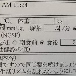糖尿病 検診 令和2年10月