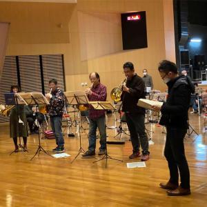 関西大学OB交響楽団 本番1週間前