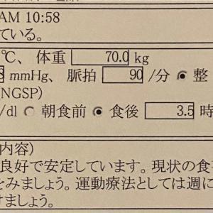 糖尿病検診 令和3年5月
