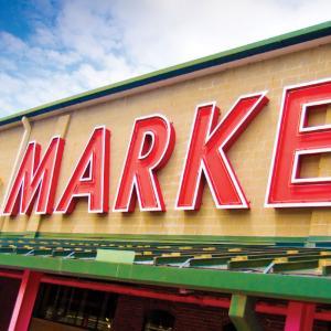 North Marketがやってくる