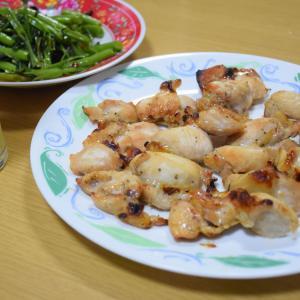 鶏肉のグリル・ガイヤーン風