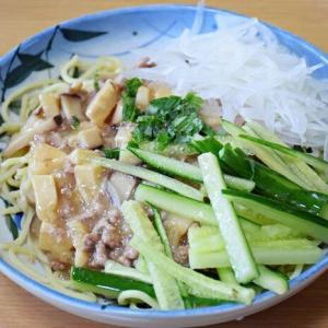 和風麦味噌炸醤麺