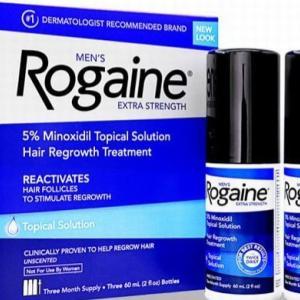 🌺【ロゲイン】は初めて男性👨🦰型脱毛症に対し育毛作用が認められた商品なんです😃✌️