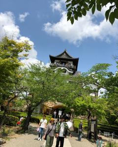 犬山城と6月の定休日