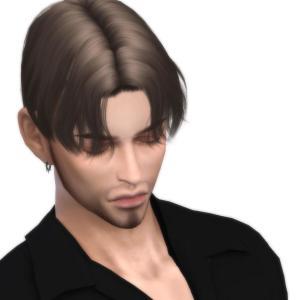 Sims4 自分好みのイケメンおじさまを作ろう(シム製作過程)