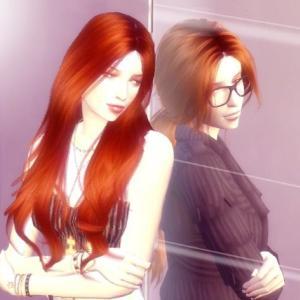 Sims4  自分好みのギャップ美女を作ろう(シム製作過程)
