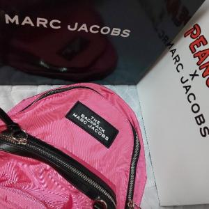 MARC JACOBS ピンク リュック
