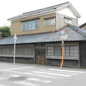 酒田をちょっと散歩 25(船場町の旧家)