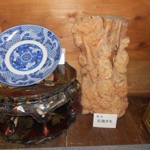 旧青山本邸の展示物