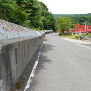 月光川ダムへ行く