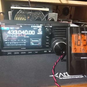 IC-705の熱対策とストレステスト