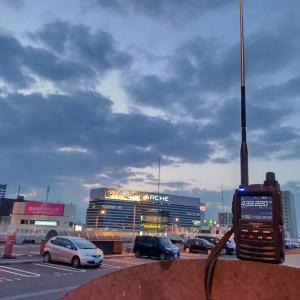 AJA#134403 大宮区・大宮駅 駅前QRV(2021.4.2)