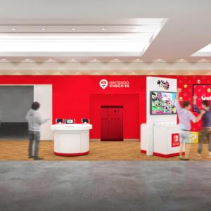 成田空港の新たな観光スポット「Nintendo Check In」がオープン