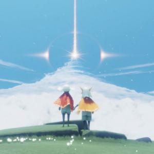 【Sky】『風ノ旅ビト』のthatgamecompanyから、めちゃくちゃ『風ノ旅ビト』っぽいゲームが登場