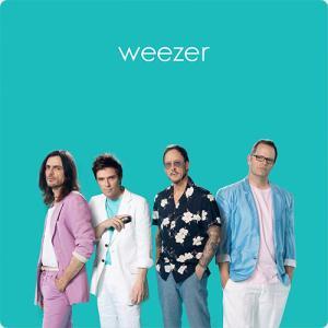 Weezer:Teal Album  ~今現在の曲として聞く10の名曲~