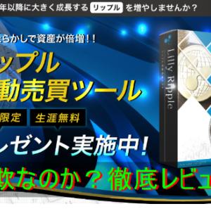 辰巳 明氏の『リップル自動売買ツールプレゼント』は詐欺なのか?徹底レビュー